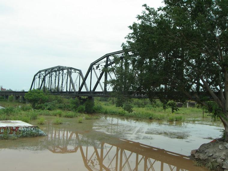 El famoso puente negro que le trajo prosperidad a Culiacán