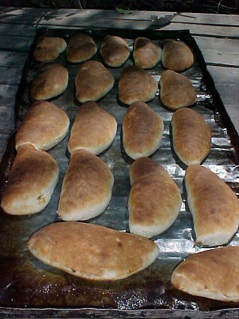 Sabroso pan de Carboneras