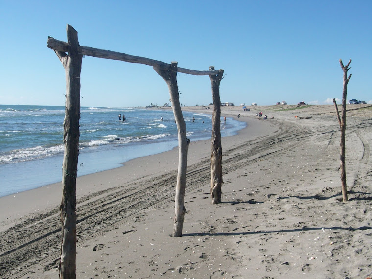 Playa Ponce en su área de mar abierto