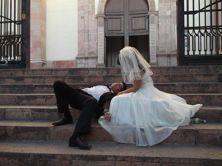Representación de Lupita la novia de Culiacán