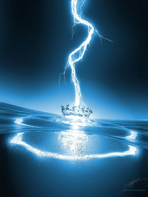 Hiduplah Seperti Air, Tapi Jangan Seperti Air Yang Mengalir