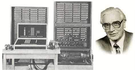 Historia De La Computadora Y Sus Generaciones Hasta La Actualidad