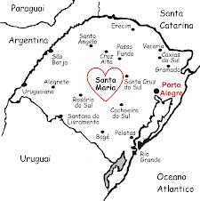 Campanha: Declare seu amor a nossa cidade do coração - Santa Maria!