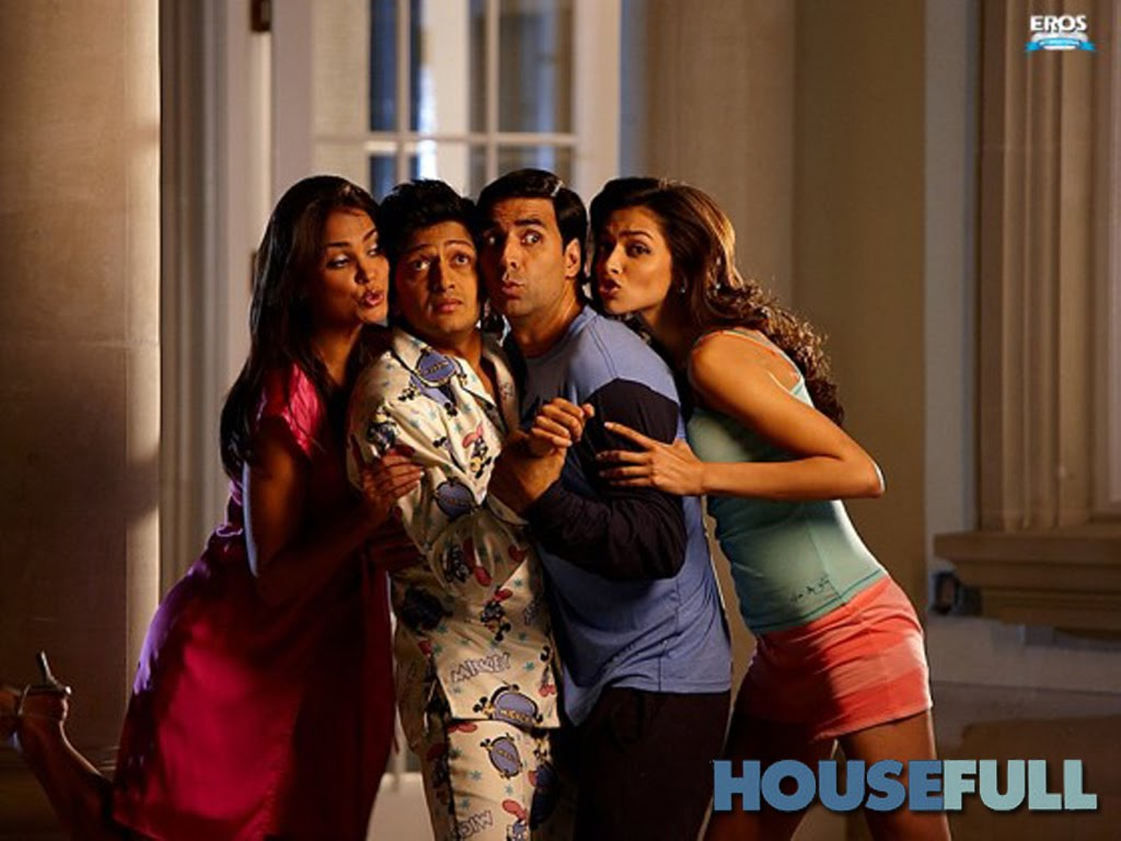 jiah khan in housefull 2 video Photos ~ Actress Navel ...