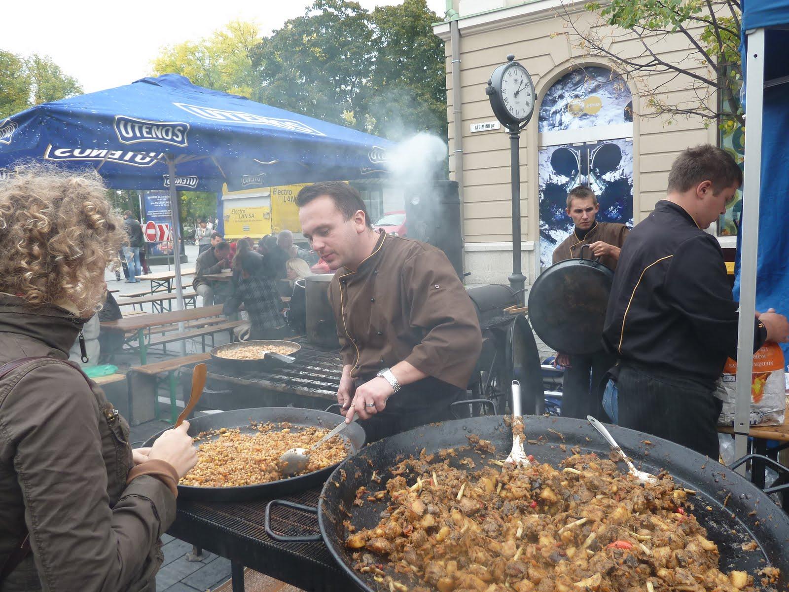 trek food festival