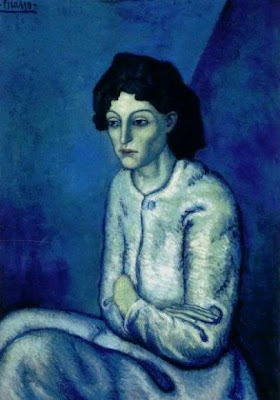 The Blue Nude Picasso