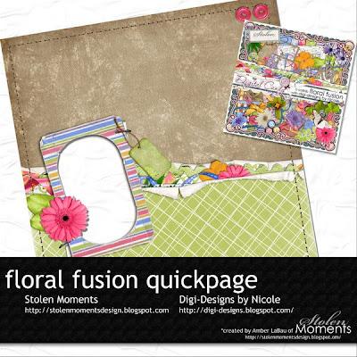 Floral Fusion QPs