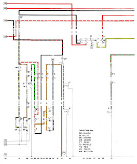 volt914 electric porsche 914 1975 color wiring diagram edit after mcmark at 914world com kindly stitched these together i found a bug in pages 3 and 4 so these are the new pages 3 and 4