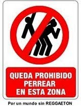 No Reggaetón