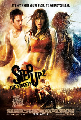 pelicula step up 2 the streets