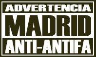 Madrid anti antifa