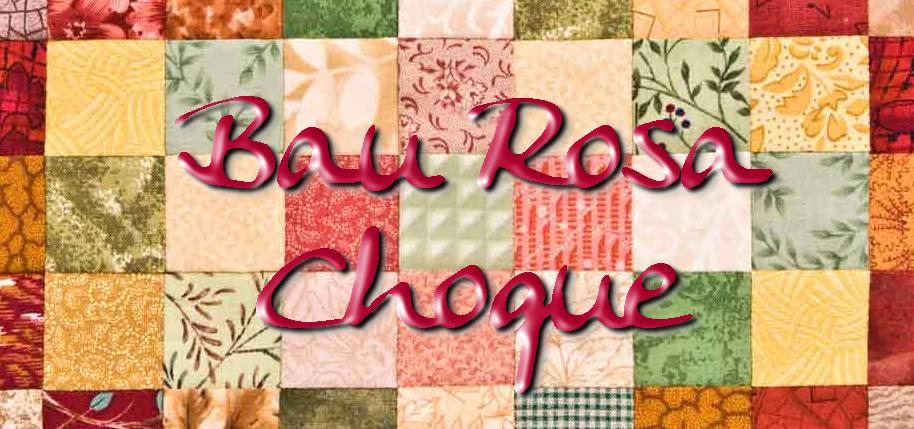 Baú Rosa Choque