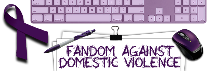 Fandom Against Domestic Violence