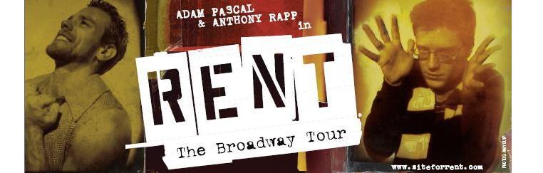 RENT: The Broadway Tour
