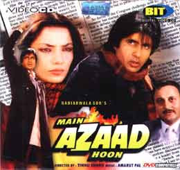 Main Azaad Hoon (1989) hindi movie watch online
