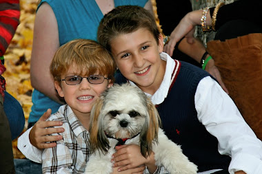 Sweet Ashton, Reed and Gizmo