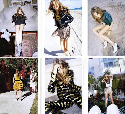 luella shoes catalogue. Luella Bartley said her