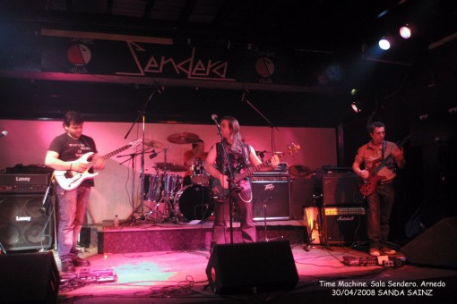 Sala Sendero (Arnedo) 30/04/08
