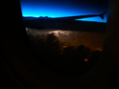 lightning united airlines flight