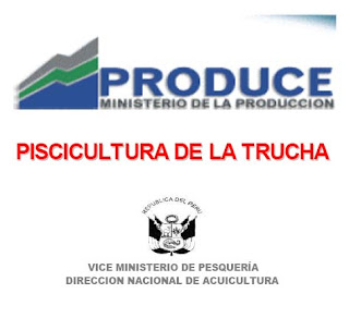 Peceracoorp truchas piscicultura trout manuales proyecto for Proyecto de crianza de truchas pdf