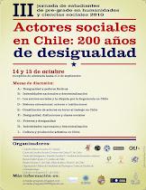 III JORNADAS DE ESTUDIANTES DE HUMANIDADES Y CIENCIAS SOCIALES