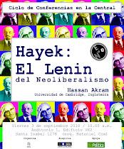 Hayek el Lenin del Neoliberalismo