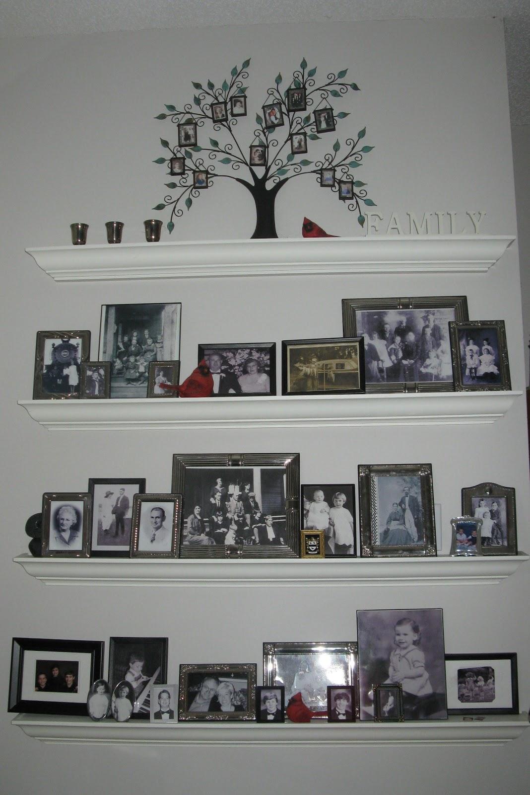Gifts Of Genealogy Displaying Family Photos