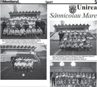 Echipa de fotbal Unirea Sannicolau Mare