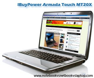 IBUYPOWER ARMADA TOUCH MT20X 15.6-INCH DIRECTX 11 INTEL I7 FULL HD MULTI TOUCH GAMING NOTEBOOK