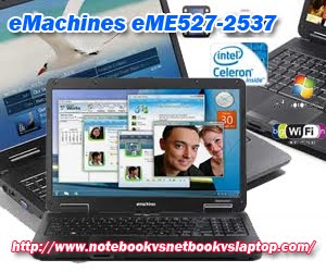 EMACHINES EME527-2537 INTEL CELERON PROCESSOR 900