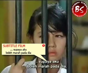 TEMPAT DOWNLOAD SUBTITLE FILM