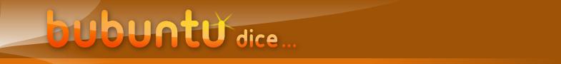 Bubuntu dice...