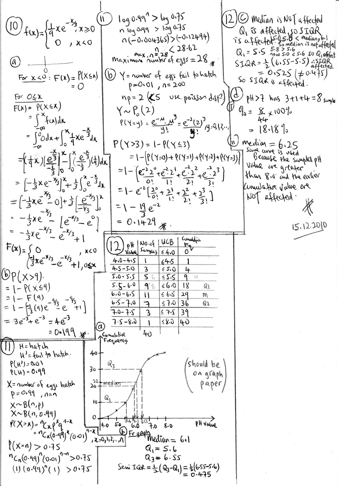 MATHS\' LOVER: SUGGESTED ANSWER MATHEMATICS T PAPER 2