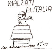 Rialzati, Alitalia.