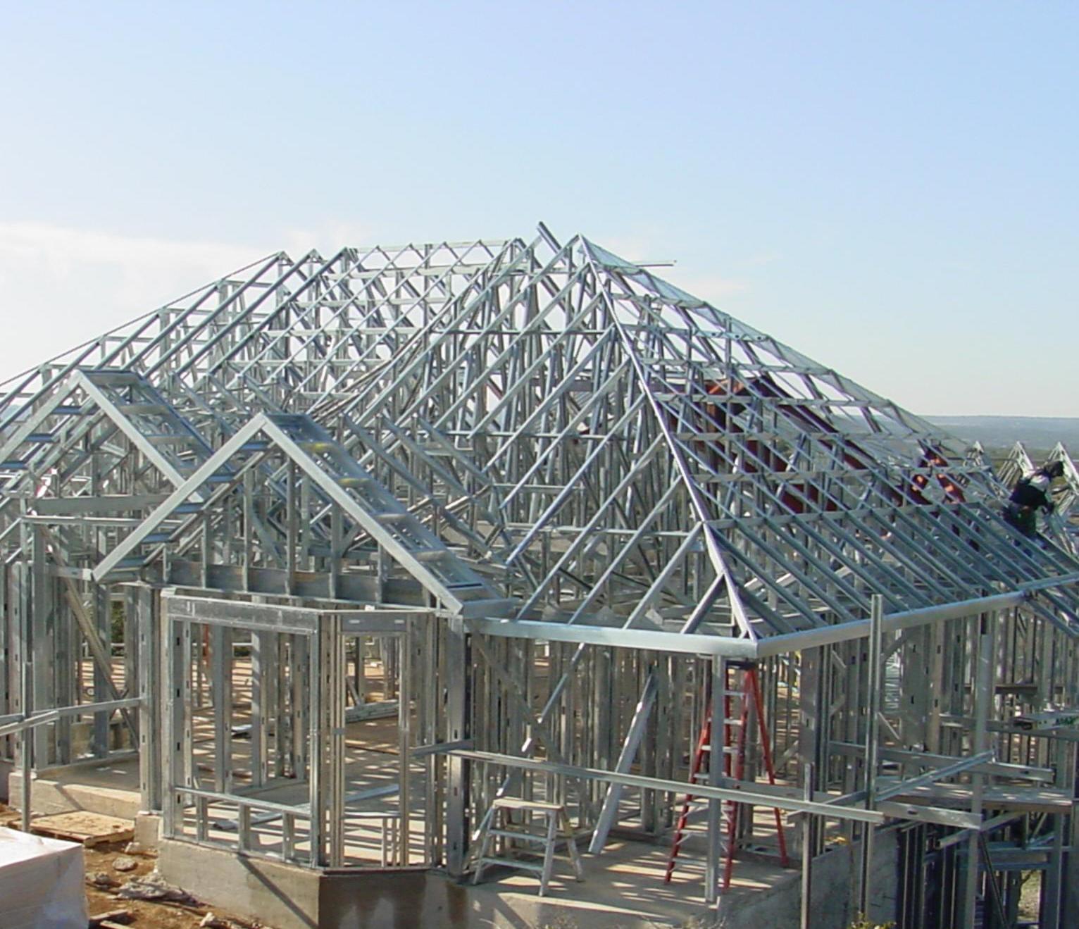 Steel sheds plans
