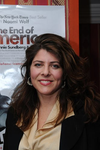 American Power: Naomi Wolf Feminist Concern Troll — 'If One Makes ...