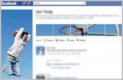 Modifikasi Keren Profil Baru Facebook | Trend 2011