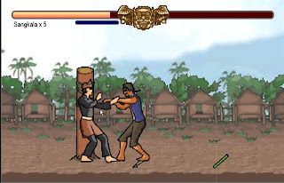 game pencak silat pendekar asli 1