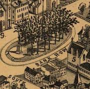 Park Square in 1899