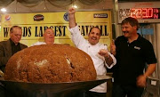 The biggest meatball EVER!
