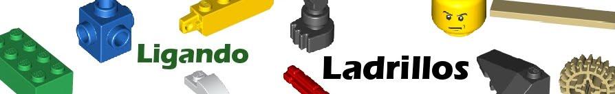 Ligando Ladrillos de Lego