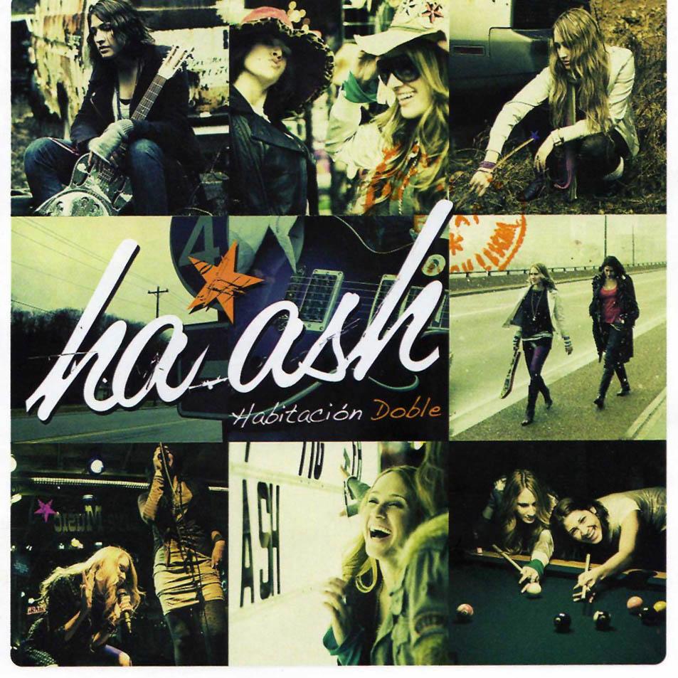 Caratulas de cd de musica ha ash habitacion doble 2008 - Ha ash habitacion doble ...