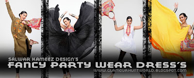 World Fashion Party on Glamour Hunt World  Fancy Salwar Kameez Designs   Fancy Party Wear