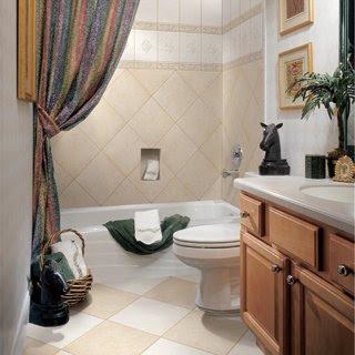 Contemporary Bathroom Interior Concept Design