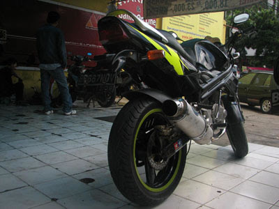 Gambar Modifikasi Motor Tiger And Post Portal
