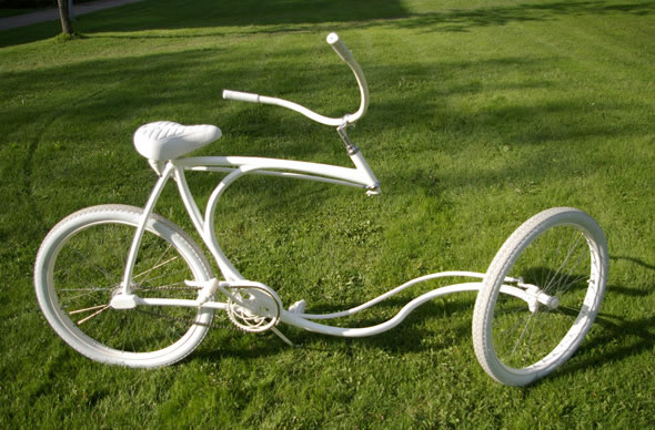 Phantom bike