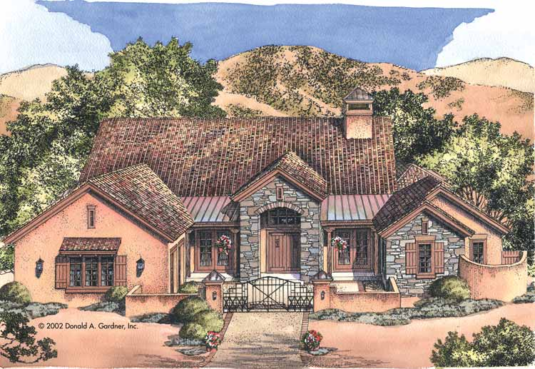 Green small house plans
