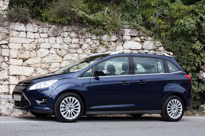 Test drive 2012 Ford Grand C-Max