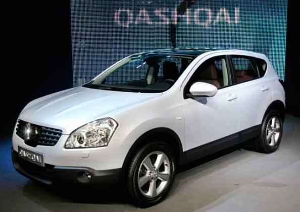 Nissan Qashqai White 2010. Diesel qashqai car we are