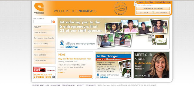 Encompass Credit Union - Internet Banking - www.encompasscu.com.au